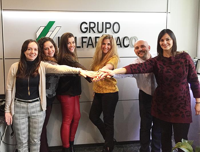 Trabaja con nosotros en Italfarmaco